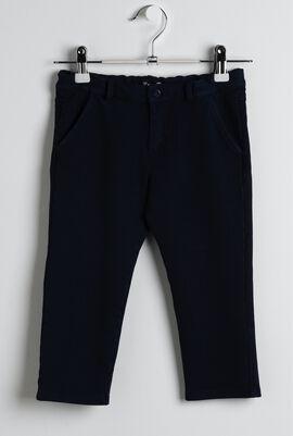 Navy Classic Pants