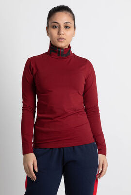 Yvette Solid Long Sleeve Top