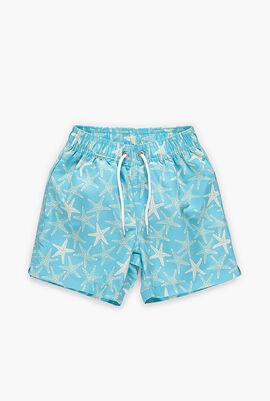 Star Fish Swim Trunks