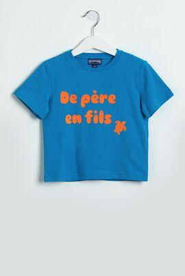 """Taon """"de Père En Fils"""" T-shirt"""