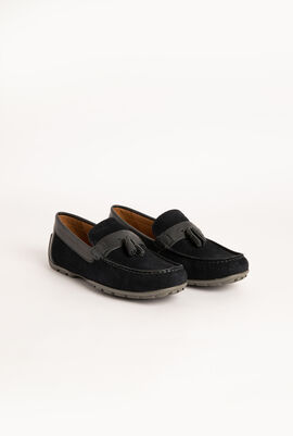 Moner Leather Loafers
