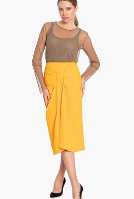 Aura Long Skirt