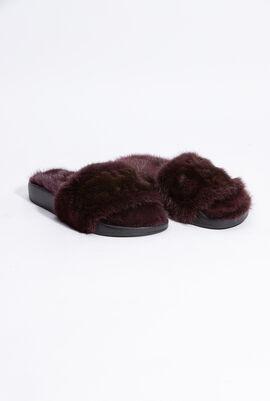 Groove Fur Slides