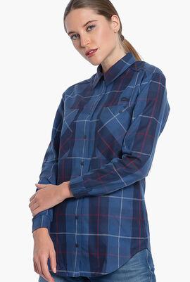 Long Sleeved  Regular Fit Shirt
