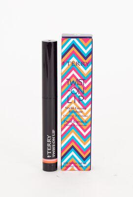 Twist-on Lip Dual Lipstick, 1 Peach & Tangerine