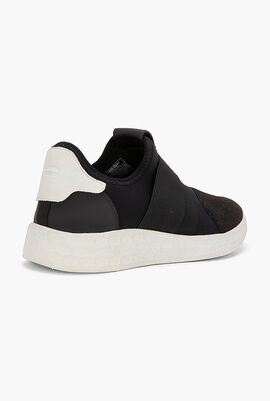 Banded High Top Sneakers