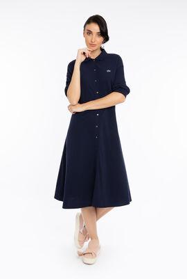 Cotton Polo Dress