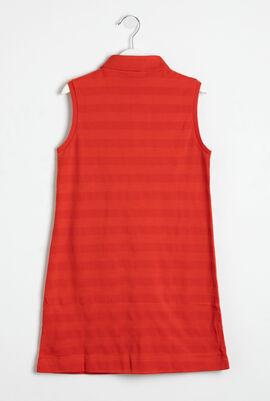 Striped Sleeveless Dress
