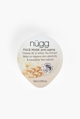 Anit-Aging Face Mask, Vitamin B3 & White Tea Extract