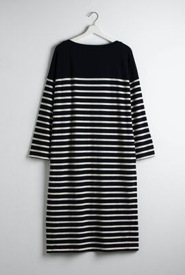 Delfina Striped Dress