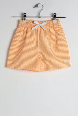 Yellow Biarritz Swim Shorts