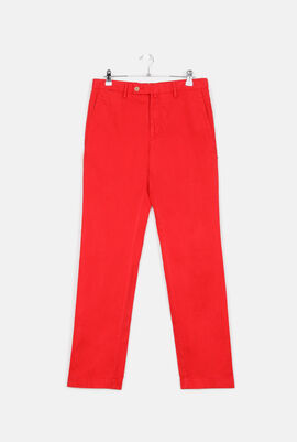 Sanderson Twill Chino Trousers