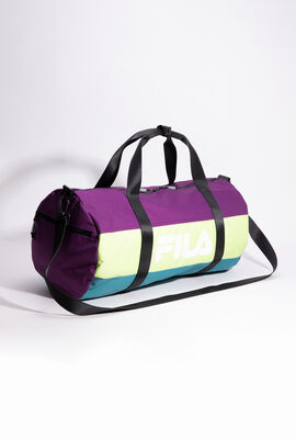 Ted Striped Duffle Bag