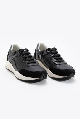 Omaya C Leather Sneakers