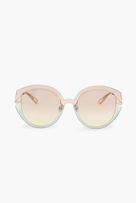 Attitude3 Oversized Sunglasses