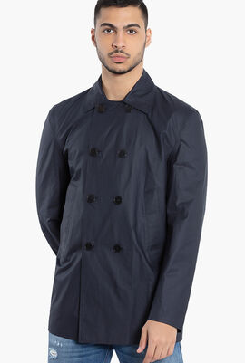 Gianni Double-Breasted Coat