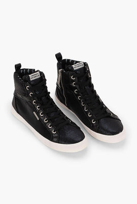 Stark Luxor Leather Sneakers