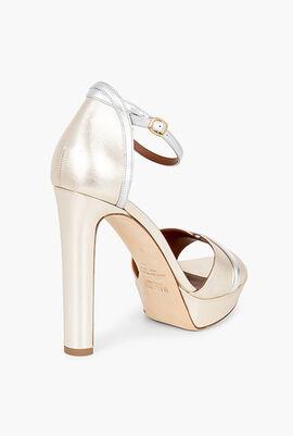 Open-Toe High Heeled Sandals