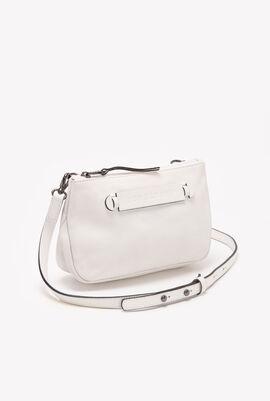 3D Leather Crossbody Bag