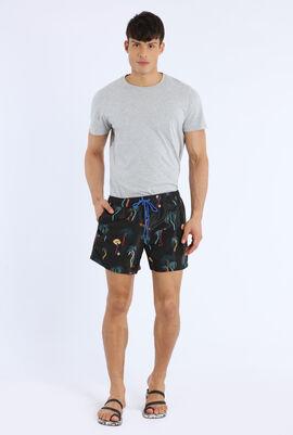 Printed Havana Swimwear Shorts