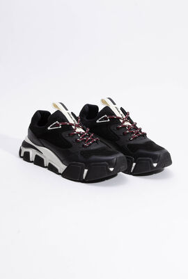 Booster Black Sneakers