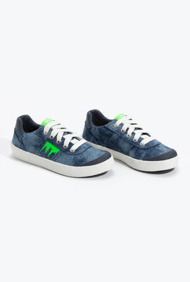 B Kilwi B. B Denim Sneakers