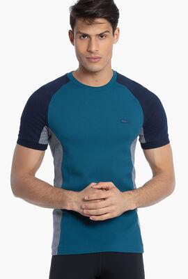 Crew Neck Regular Fit Polo Shirt