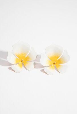 Maeva Flower Stud Earrings