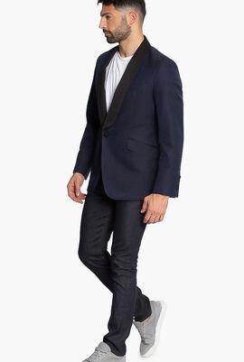 Silk Textured  Jacket