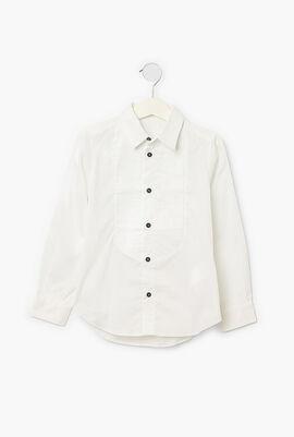 Tuxedo Long Sleeves Shirt