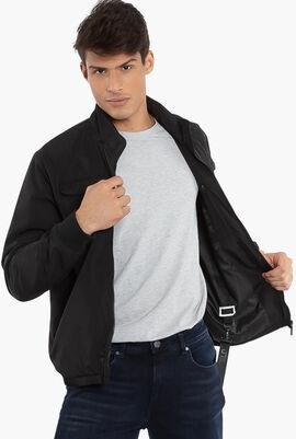 Multi Pocket Blouson Jacket