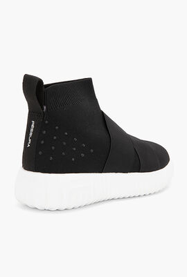Double Straps Sock Sneakers