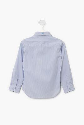Stipes Long Sleeves Shirt