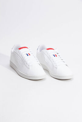 Courtset BBR Optical White Sneakers