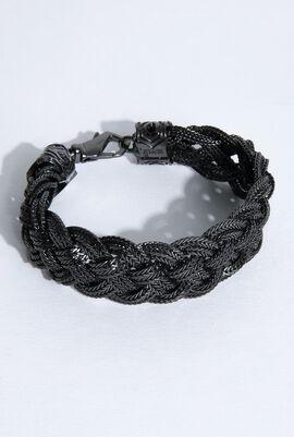 Metal Multi Strand Bracelet