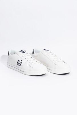 حذاء رياضي أبيض/ أزرق داكن Now Low LTX