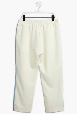 Contrast Trim Active Pants