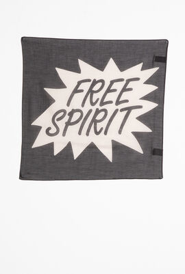 Free Spirit Pocket Square
