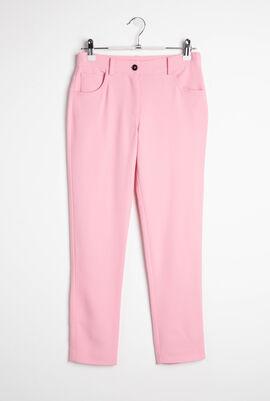 Solid Color Pants