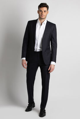 Martini Stripes Double Buttoned Suit