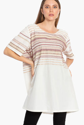 Flamenco Short Sleeves Top