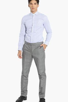 Kensington Slim Check Chino Pants