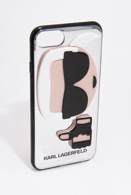 Plexi Mirror Karl iPhone 8 Case