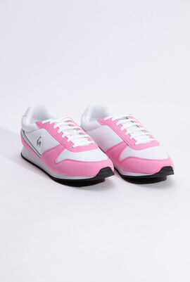 Alpha II Sport Pink Carnation/Optical White Sneakers