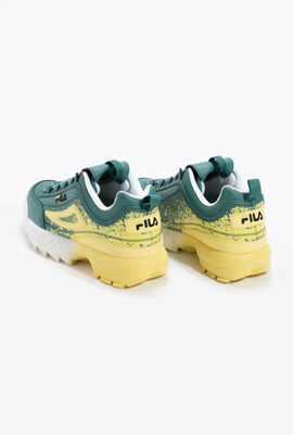 Disruptor II Splatter Sneakers
