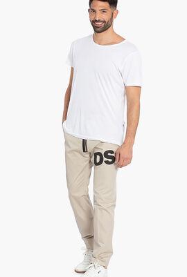Printed Admiral Fit Pants