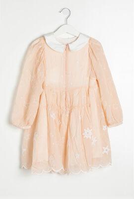 Embroidered Mech Dress