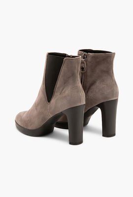 Annya Suede Ankle Boots