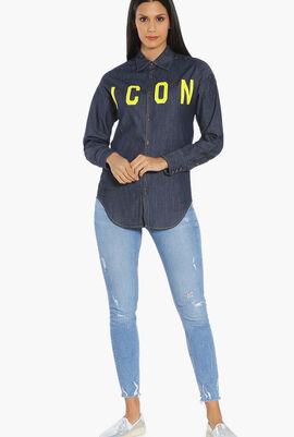 Icon Denim Shirt