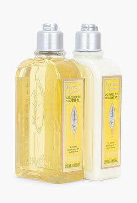 Citrus Verbena Bath Body Duo